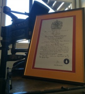 Royal Warrant To Her Majesty The Queen