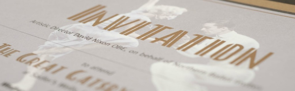 Digitally Printed Invitations Event Stationery