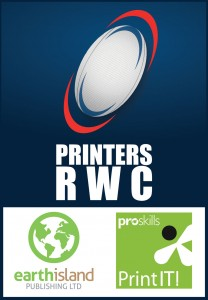 Printers Rugby World Cup